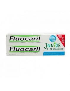 Fluocaril Junior Gel Bubble 2x75ml
