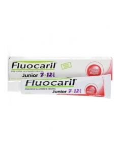 Fluocaril Junior Gel Frutos Rojos 75ml