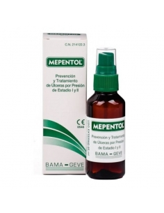 Mepentol Pulverizador 60ml