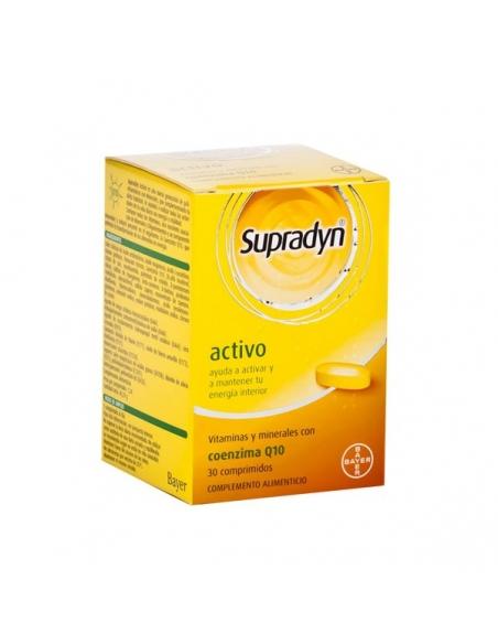 Supradyn Activo Q10 Comprimidos 30uds