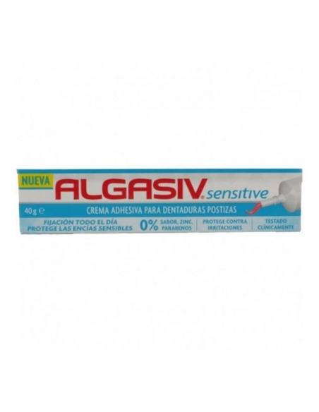 Algasiv Crema Adhesiva Sensitive 40gr