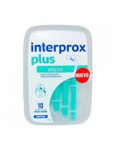Interprox Cepillo Plus Micro Angulo 10uds