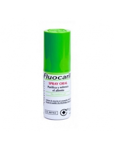 Fluocaril Spray Oral 15ml