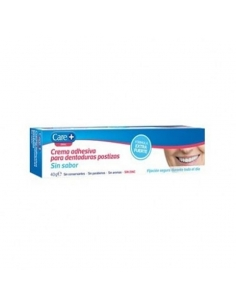 Care + Crema Adhesiva Neutra 40gr