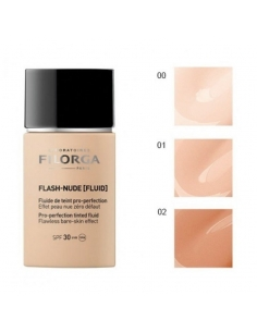 Filorga Flash Nude Fluid 02 Medium Dark 30ml