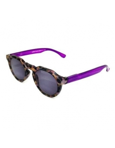 Farmamoda Gafa Sol Graduada +3.00 Sun K14 HD1684 Purple