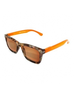 Farmamoda Gafa Sol Graduada Unisex +2.50 K16 Orange HD1629