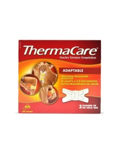 Thermacare Adaptable Parches Termicos 3uds