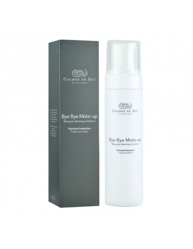 Caldes de Boi Thermal Silessence Cleanser Mousse 100ml