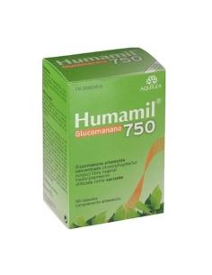 Aquilea Humamil 750mg 90 Cápsulas