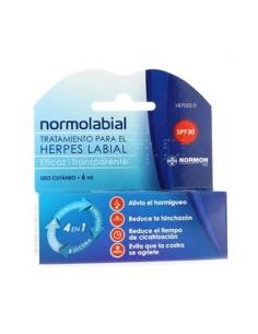 Normolabial Tratamiento Herpes SPF30 6ml