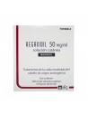 Regaxidil 50mg/ml Solución Cutánea 4x60ml