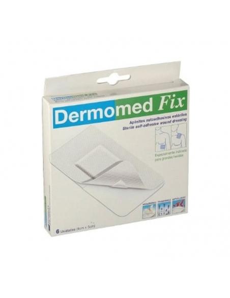 Dermomed Aposito Fix 7.5x5cm 6 uds