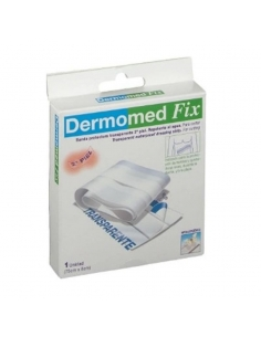Dermomed Aposito Fix Transparente 75x8cm