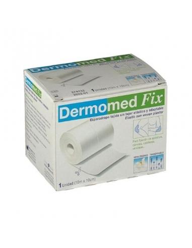 Dermomed Esparadrapo Fix Hipoalérgico 10x10cm