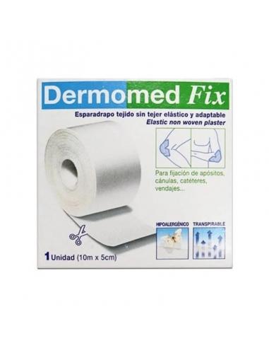 Dermomed Esparadrapo Fix Hipoalérgico 10x5cm