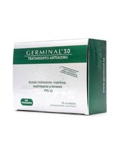 Germinal 3.0 Tratamiento Antiaging 30 Ampollas 1,5ml