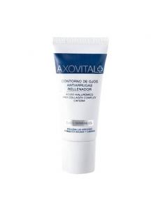 Axovital Contorno Ojos Antiarrugas Rellenador Crema 15ml