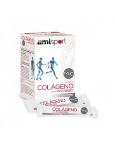 Ana Maria Lajusticia Colageno Con Magnesio + Vit C 20 Sticks