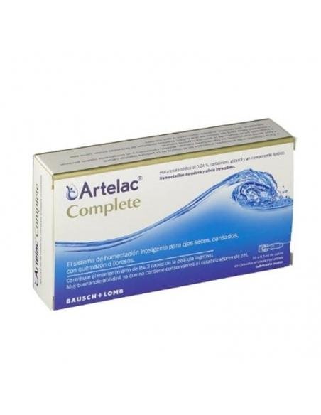 Artelac Complete Lubricante Ocular 30 Monodosis