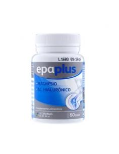 Epaplus Magnesio + Hialuronico 60 Comprimidos