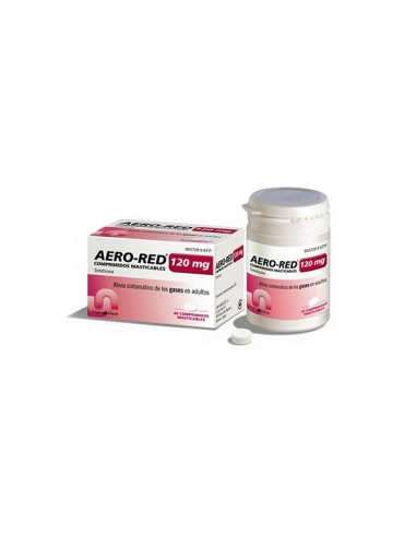 Aero Red 40 Comprimidos Masticables 120mg