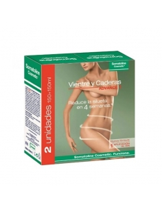 Somatoline Vientre y Caderas Advance 2x150ml