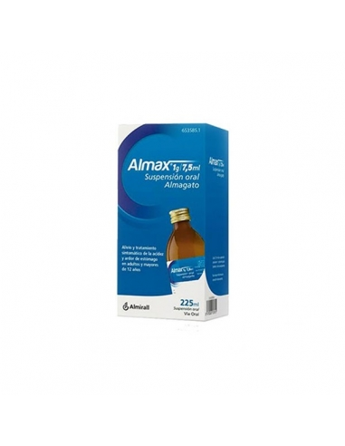 Almax Suspension 225ml