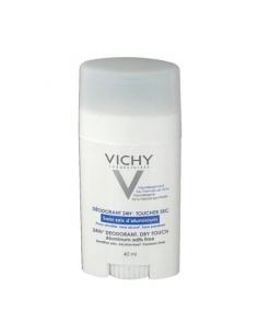 Vichy Desodorante 24 Horas Sin Sales De Aluminio 40ml