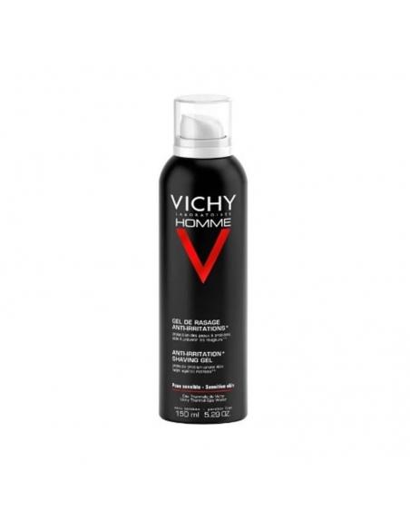 Vichy Homme Afeitado Gel Antirritaciones 150ml