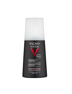 Vichy Homme Desodorante Spray Ultra Fresco 100ml