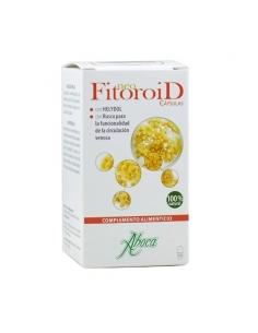 Fitoroid Neo Comprimidos Alimenticios 50 Cápsulas