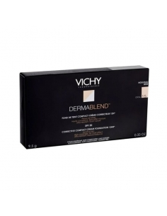 Vichy Dermablend Fondo Maquillaje Compact Crema Nº 15 9,5gr
