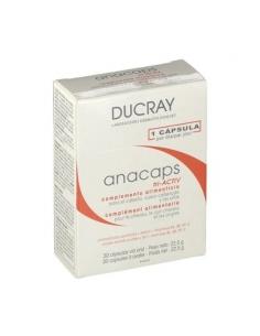 Ducray Anacaps Triactiv 30 Capsulas
