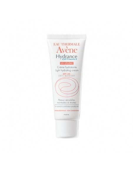 Avene Hydrance Optimale Ligera SPF20 40ml