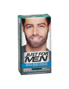 Just For Men Bigote y Barba Moreno 30ml