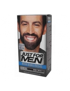 Just For Men Bigote y Barba Negro 30ml