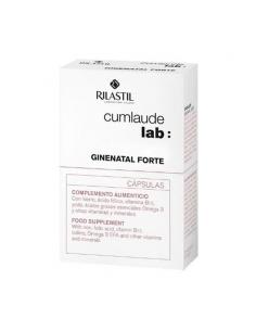 Cumlaude Ginenatal Forte 30 Capsulas
