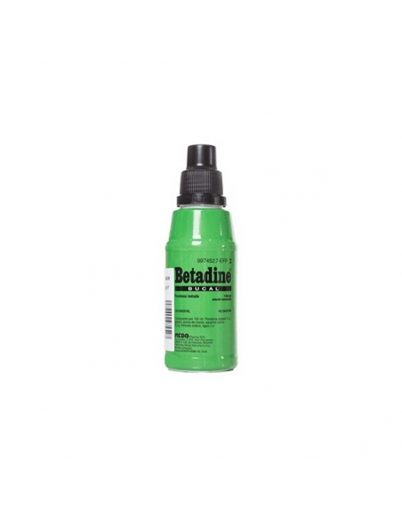 Betadine Bucal 125ml