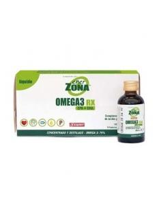 Enerzona Omega 3 Rx Aceite De Pescado 3x33ml