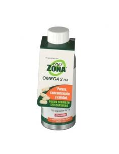 Enerzona Omega 3 Rx Aceite De Pescado 120 Capsulas