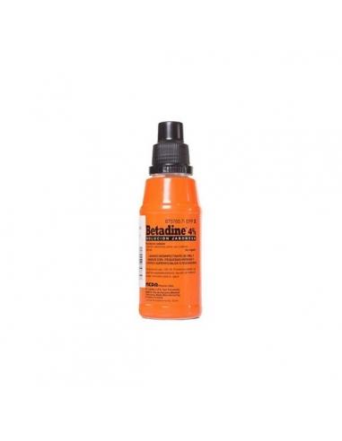 Betadine Solución Jabonosa 4% 125ml