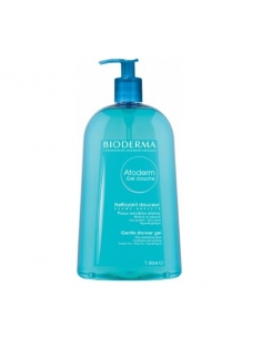 Bioderma Atoderm Gel De Ducha Familiar 1L