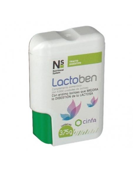 Ns Lactoben 50 Comprimidos