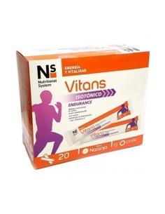 Ns Vitans Isotonico 20 Sobres