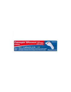 Canespie Bifonazol Crema 10mg/gr 20gr