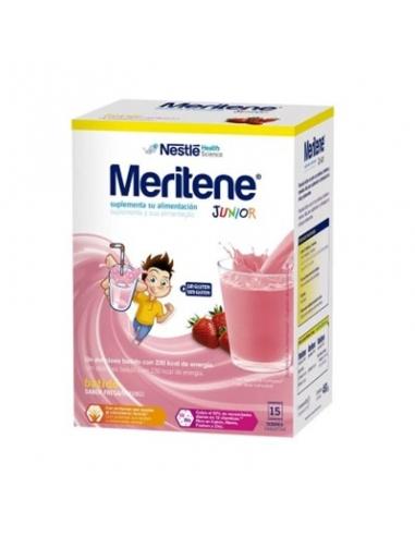 Meritene Junior Fresa 15x30gr