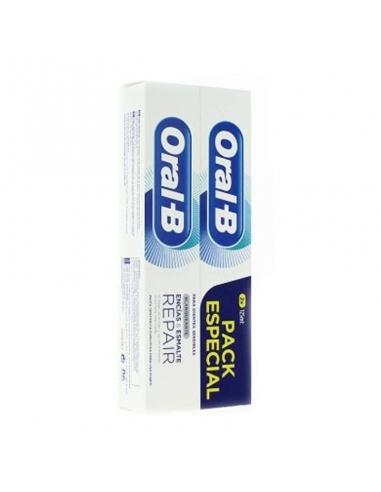 Oral B Pasta Blanqueante Repair 2x100ml