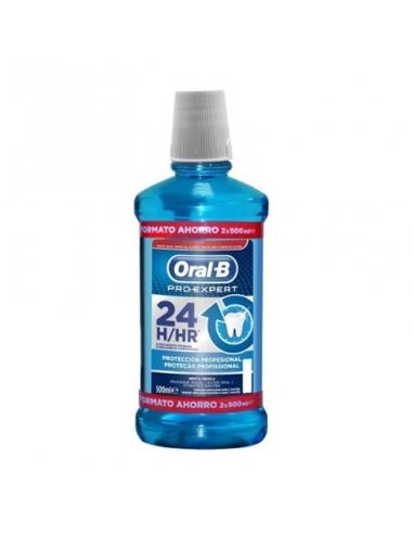 Oral B Colutorio Protección Pro 2x500ml