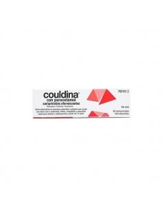 Couldina Paracetamol 20 Comprimidos Efervescentes